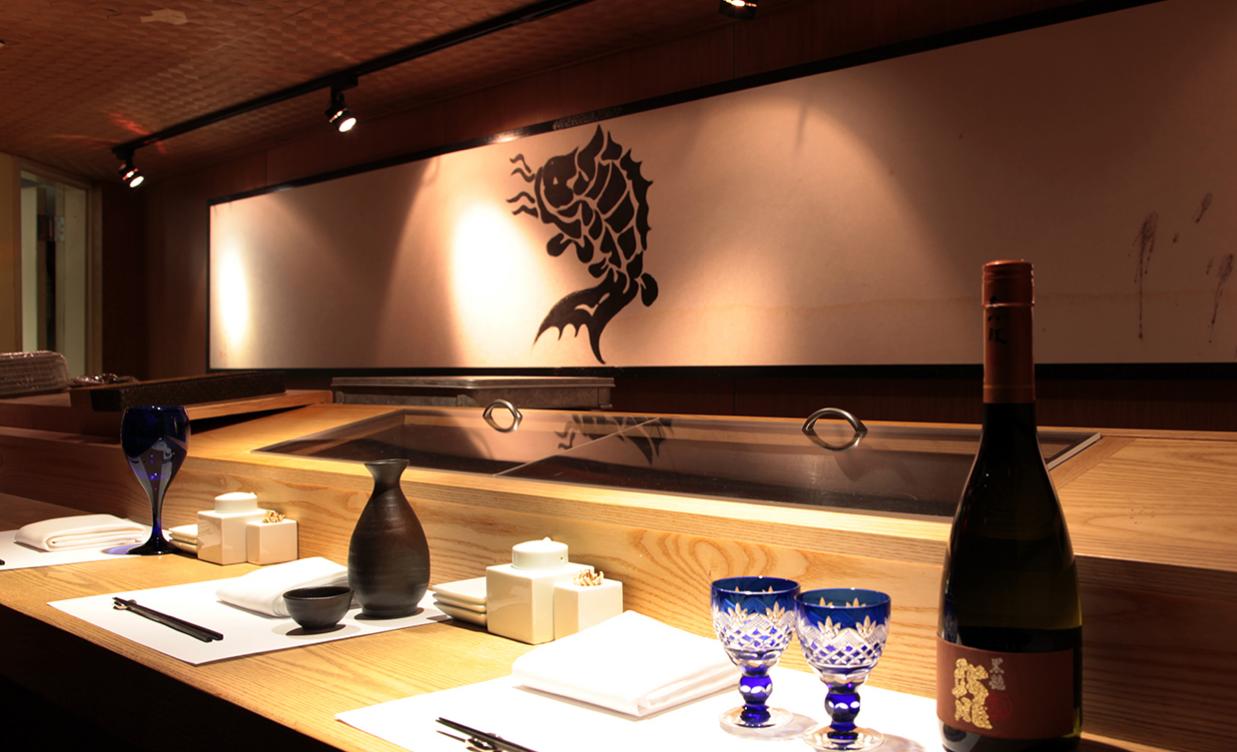 Sushi Azabu – Sep 2016
