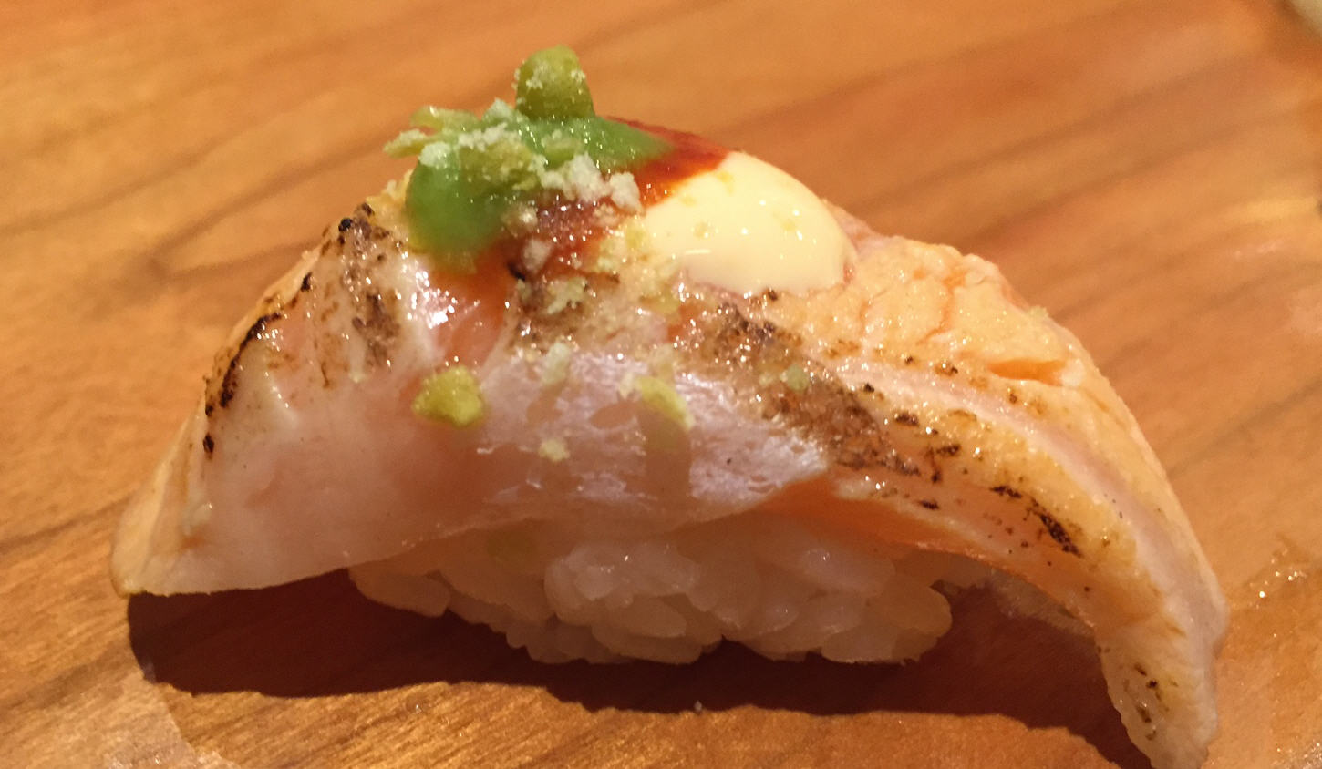 Sushi Seki Hell S Kitchen Review