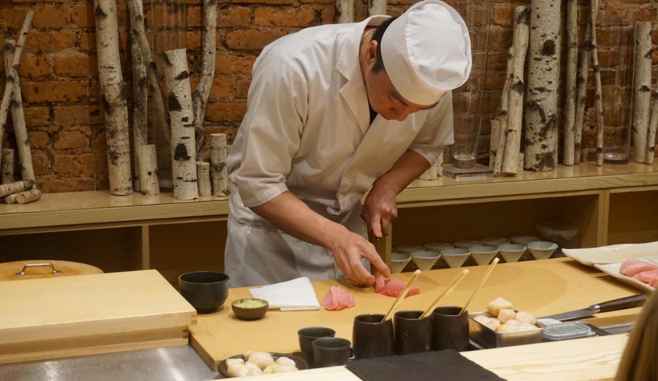 Sushi Zo – Dec 2016