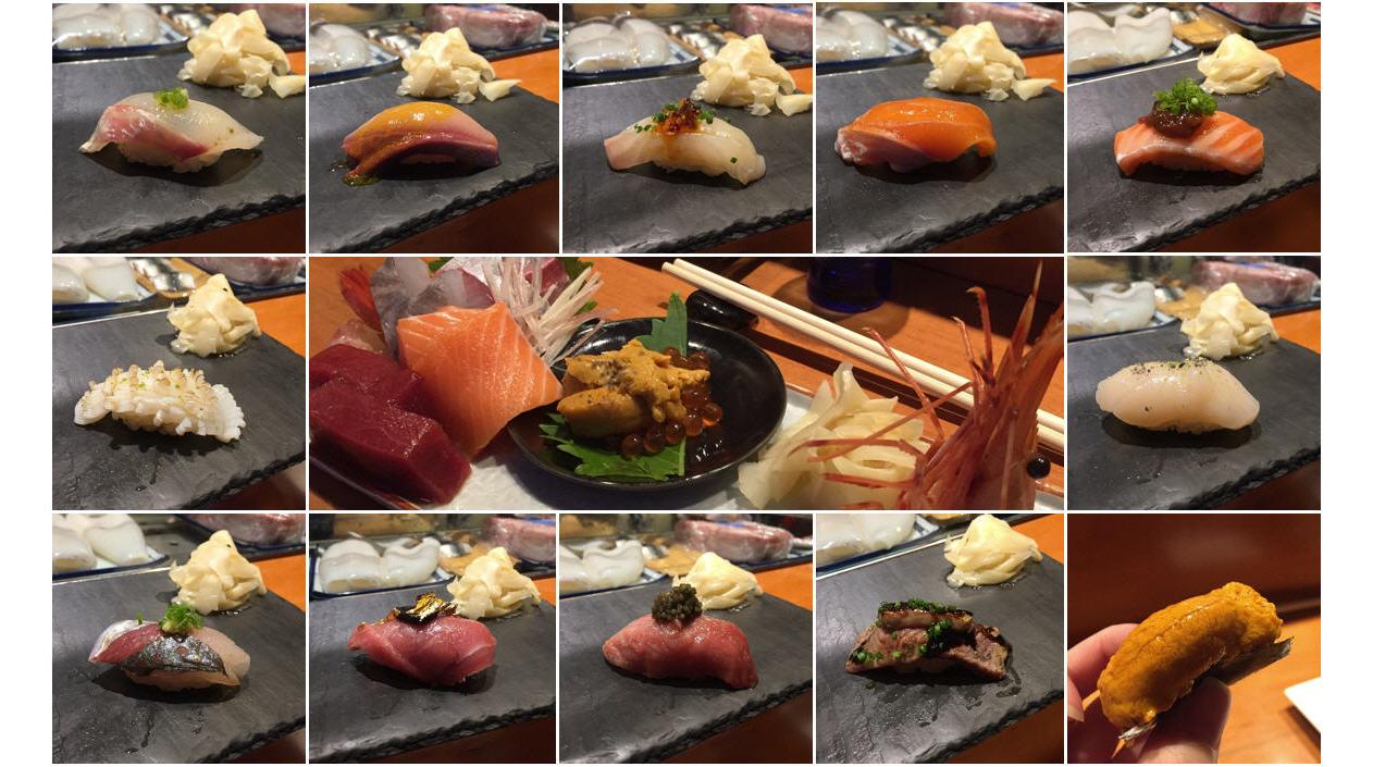 Sushi Dojo – Aug 2017