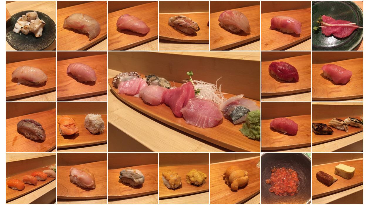 Sushi Yasuda – Sep 2017