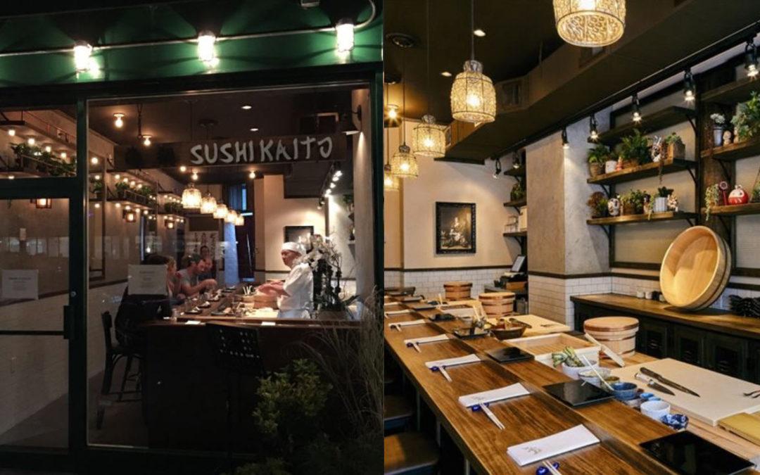 Sushi Kaito – Dec 2017