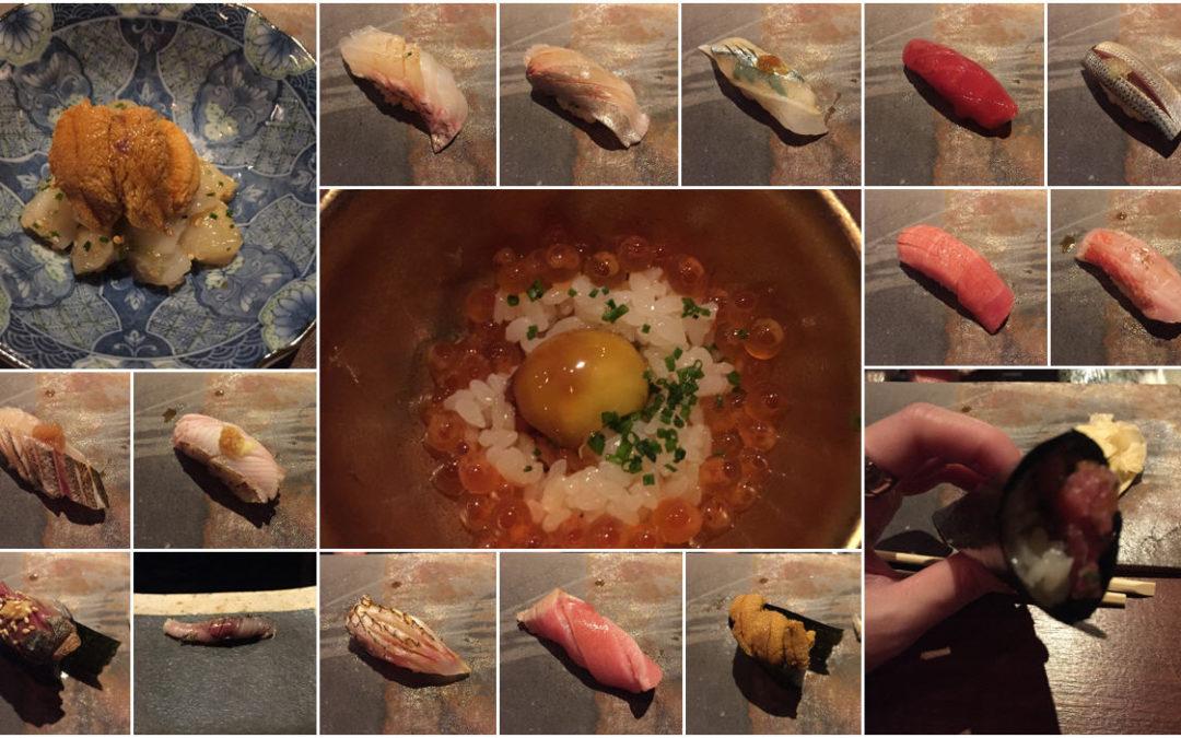 Sushi By Bae – Jan 2018