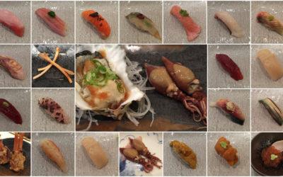 Sushi Katsuei – May 2018