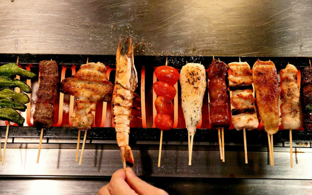 Yakitori Totto – Apr 2018
