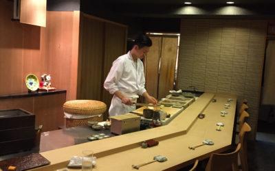 Sushi Hoshiyama – May 2018 (Osaka, Japan)