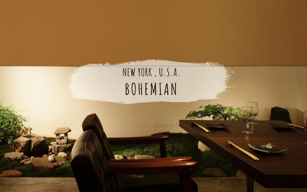 Bohemian – Jul 2018