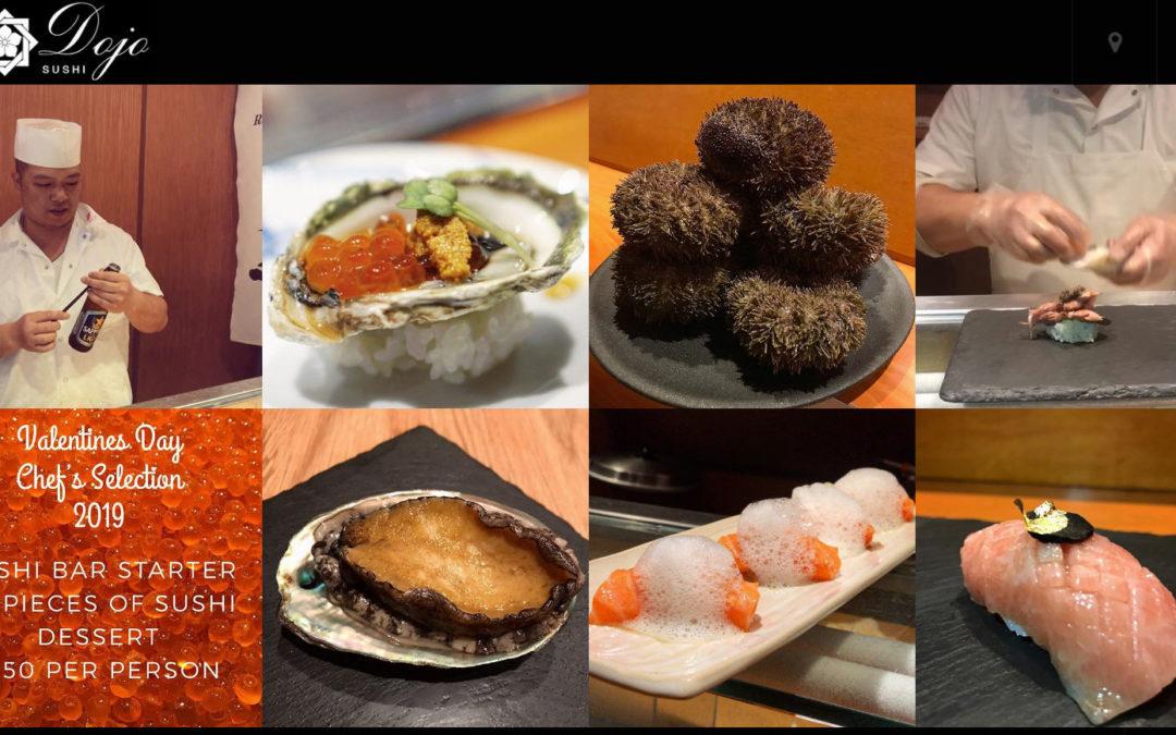 Sushi Dojo – Jan 2019