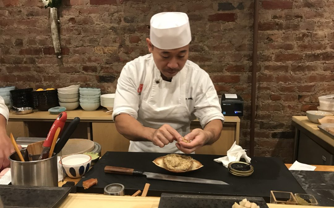 Sushi Ishikawa – Mar 2019